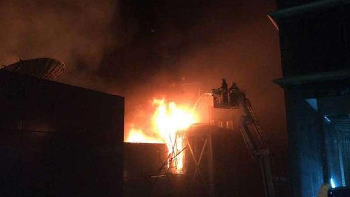 Mumbai's Kamla Mill fire a case of negligence, FIR filed