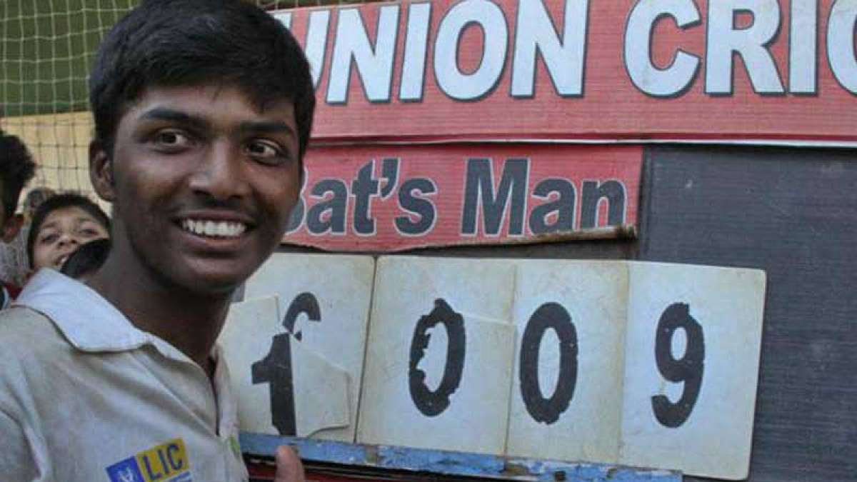 Pranav Dhanawade: Young cricketer, who scripted 1009-run history in 2016, quits cricket