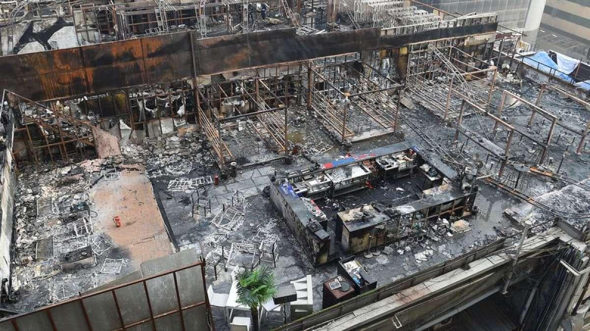 14, including birthday girl, killed in Mumbai rooftop pub blaze