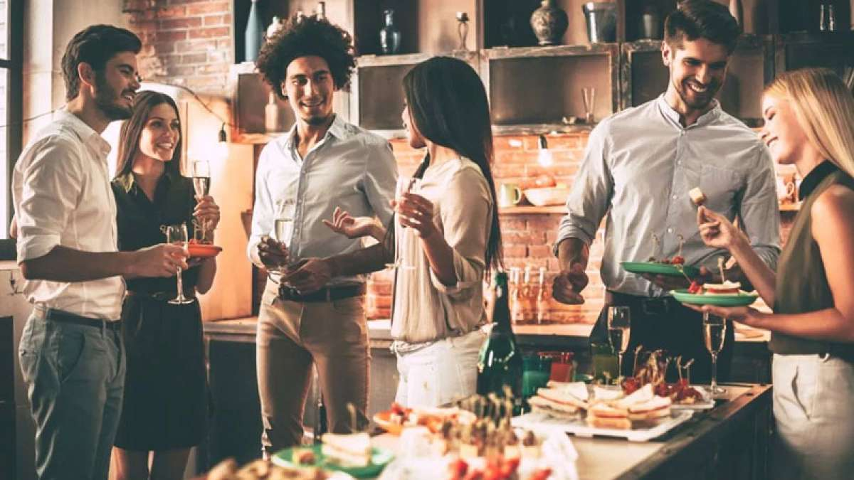 Hosting house party? Try these tips
