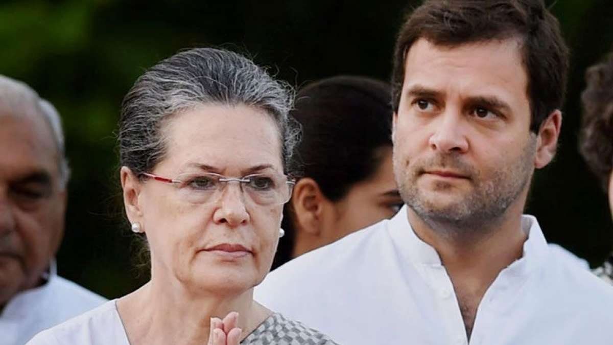 Rahul Gandhi joins Sonia in Goa for New Year celebrations