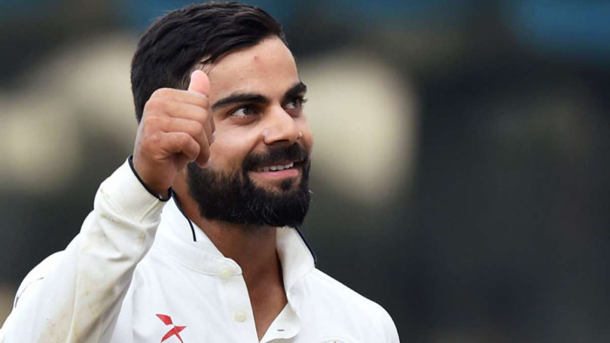 Indian captain Virat Kohli holds on to 2nd spot in ICC rankings