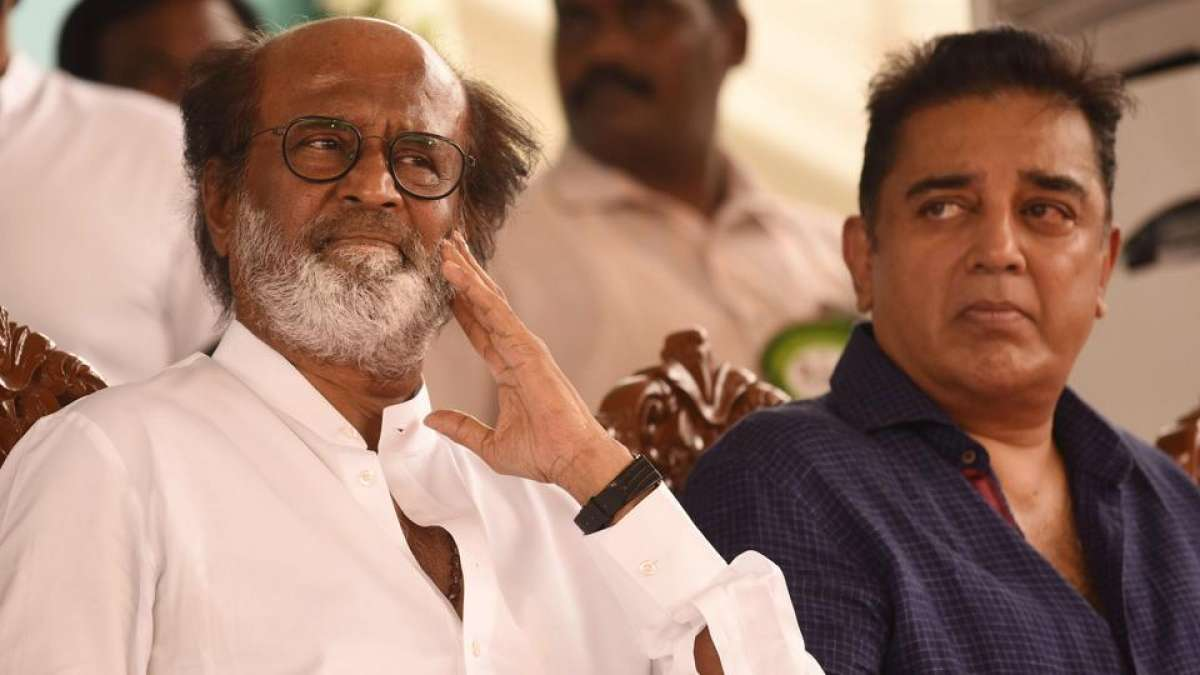 Kamal Haasan Welcomes on Rajinikanth's political entry