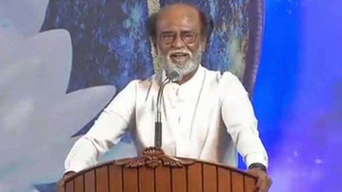 Superstar Rajinikanth announces entry into politics, calls it 'need of the hour'