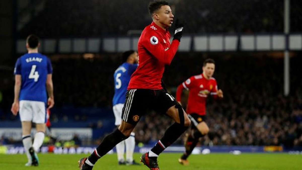 EPL2018: Manchester United return to second place with victory over Everton