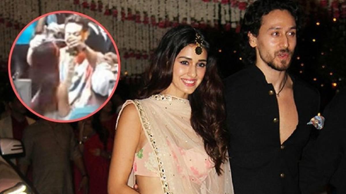 Tiger Shroff, Disha Patani marriage video leaked from Sri Lanka