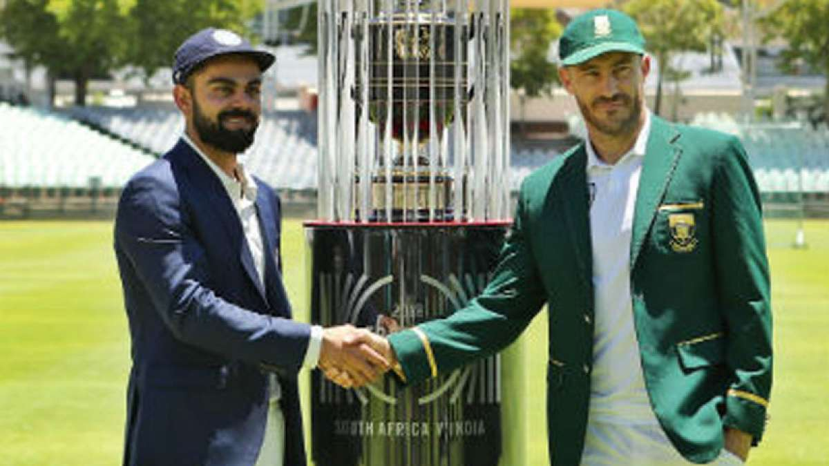 India vs South Africa Test: Live updates from Day 1