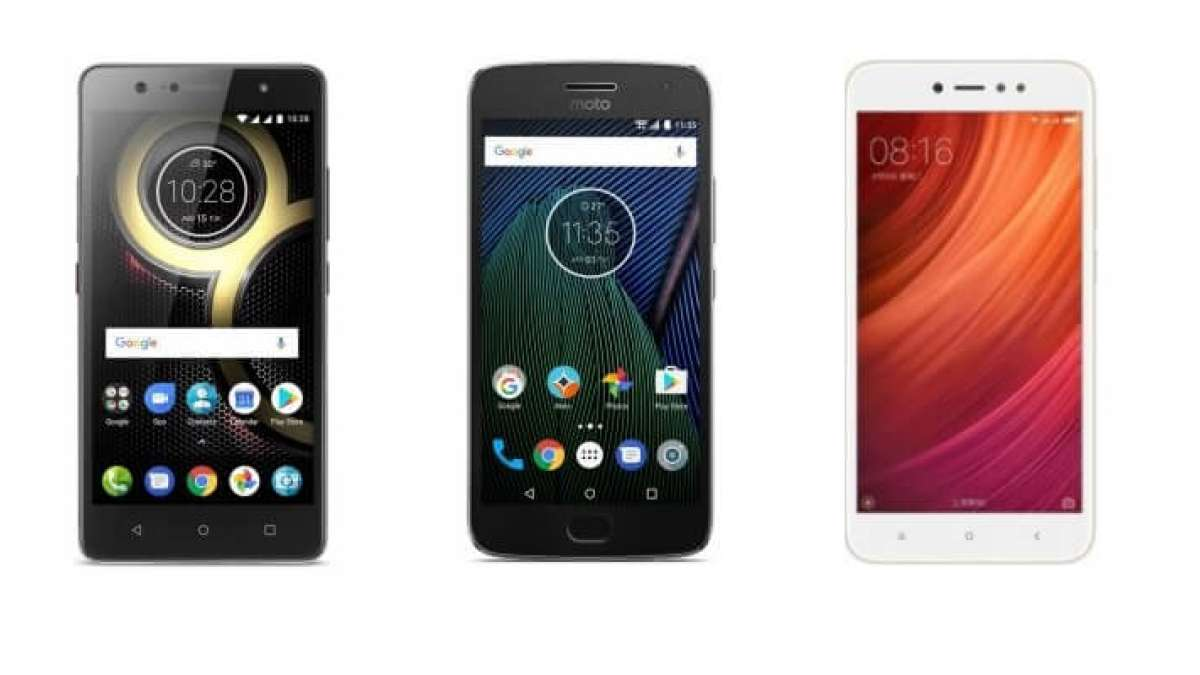 Best Android Smartphones Under Rs 10,000 with full specifications