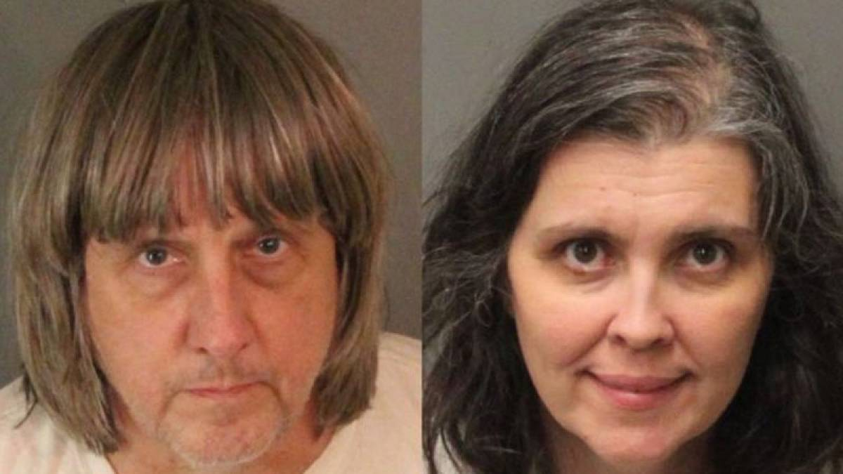 Police rescues 13 siblings chained in California house, parents charged