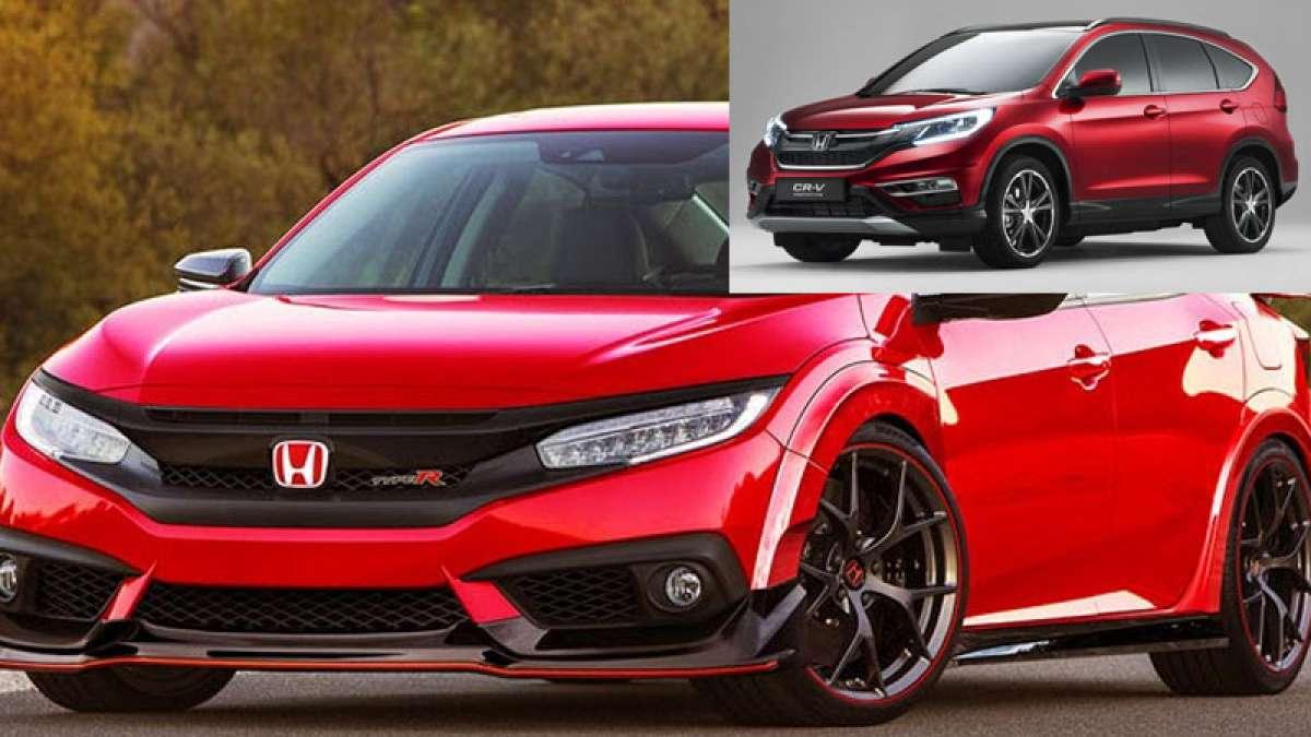 Auto Expo 2018: Honda to introduce new Civic and CR-V