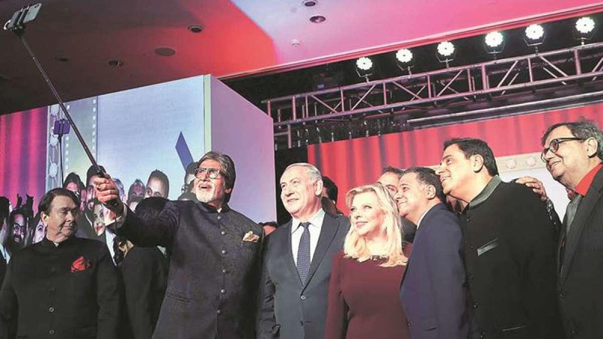 Israel loves Bollywood, I love Bollywood, says Netanyahu