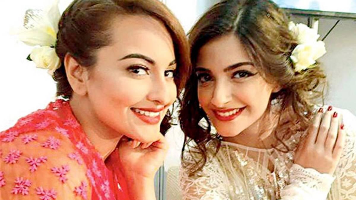 Sonam Kapoor apologises to Sonakshi Sinha on Twitter