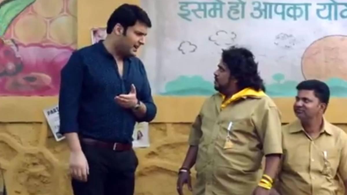 Kapil Sharma set to return on TV with a new comedy show