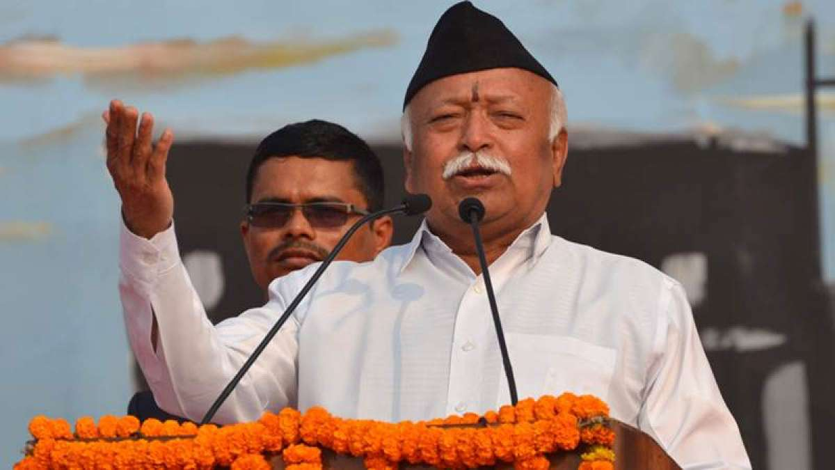 Bhagwat's comment on army triggers outrage despite RSS clarification
