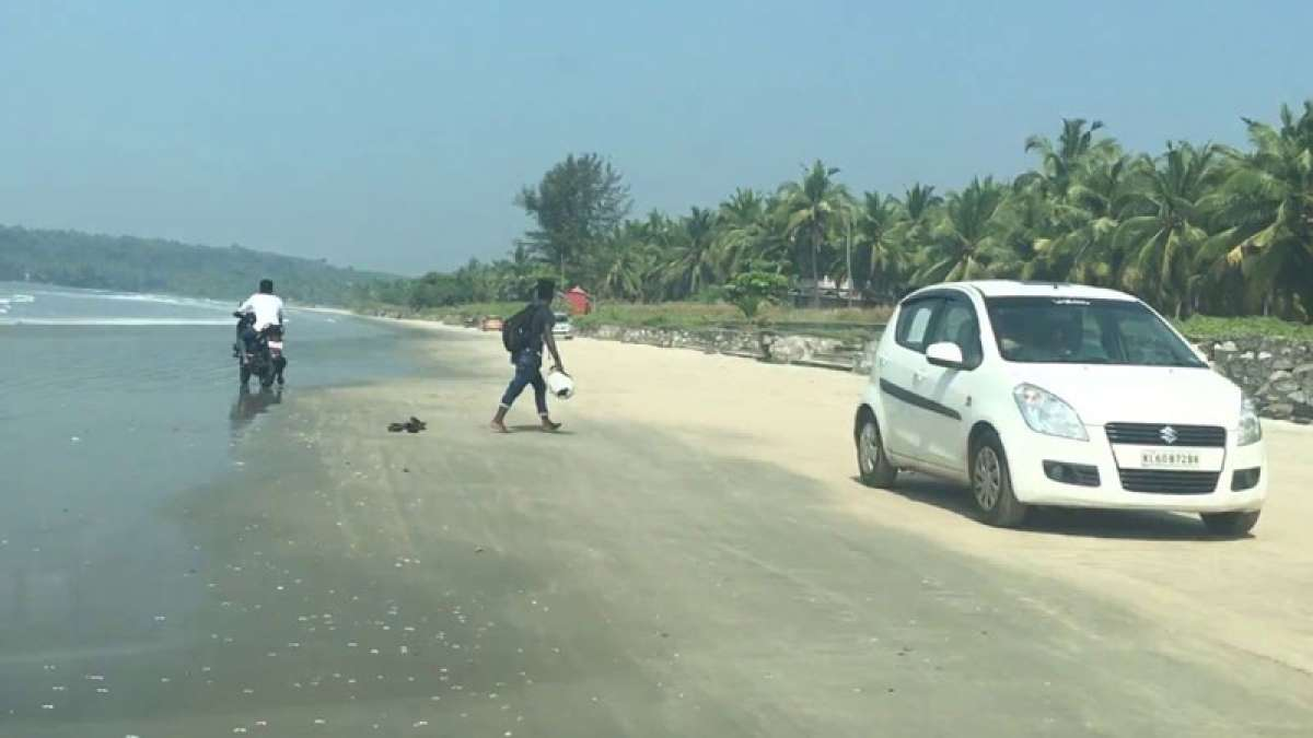 India's longest drive-in beach to get Rs 50 cr facelift