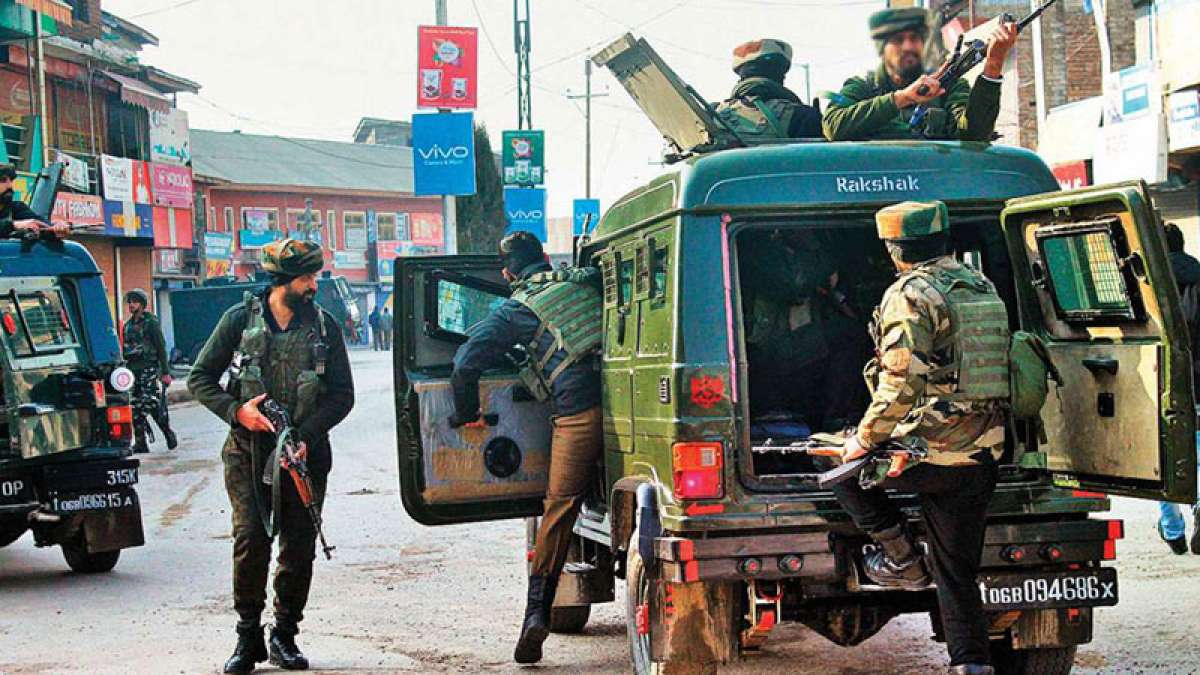 Shopian firing: SC bars action against Army Major Aditya