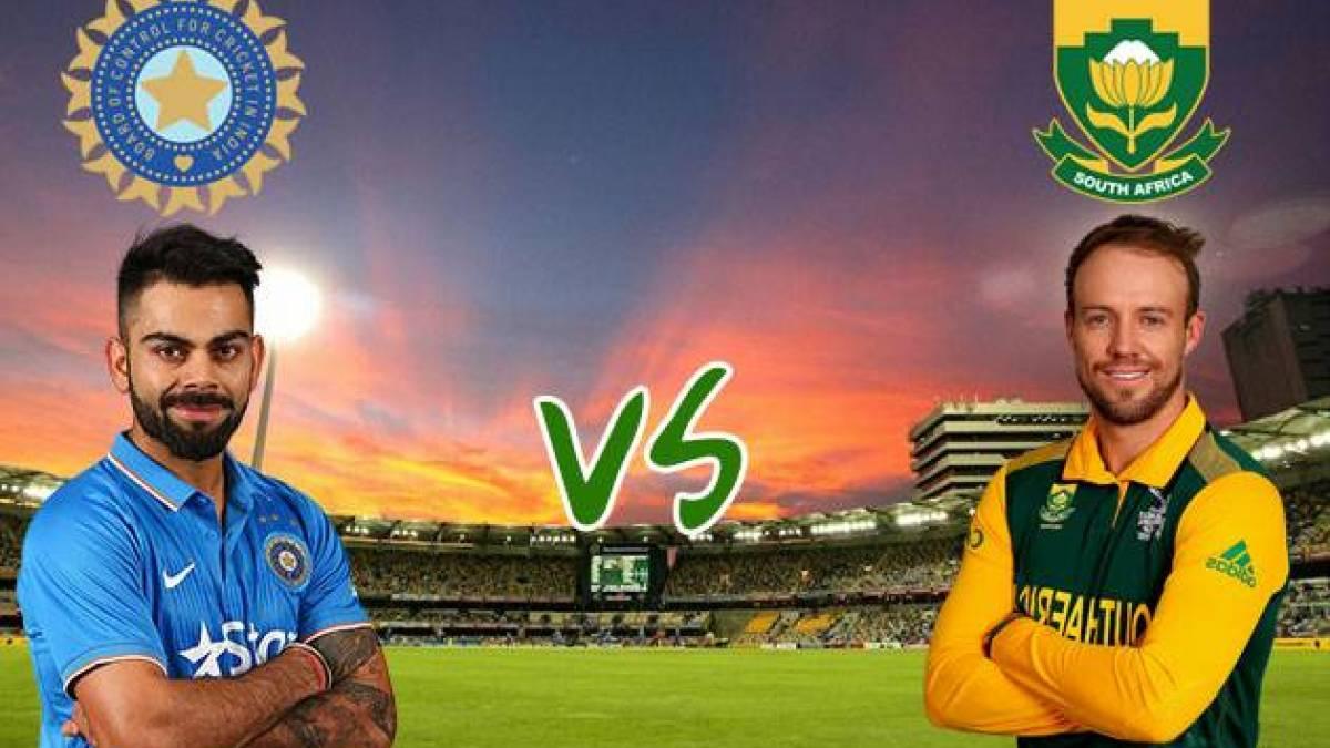 Live Cricket Score India Vs South Africa 5th Odi Scorecard