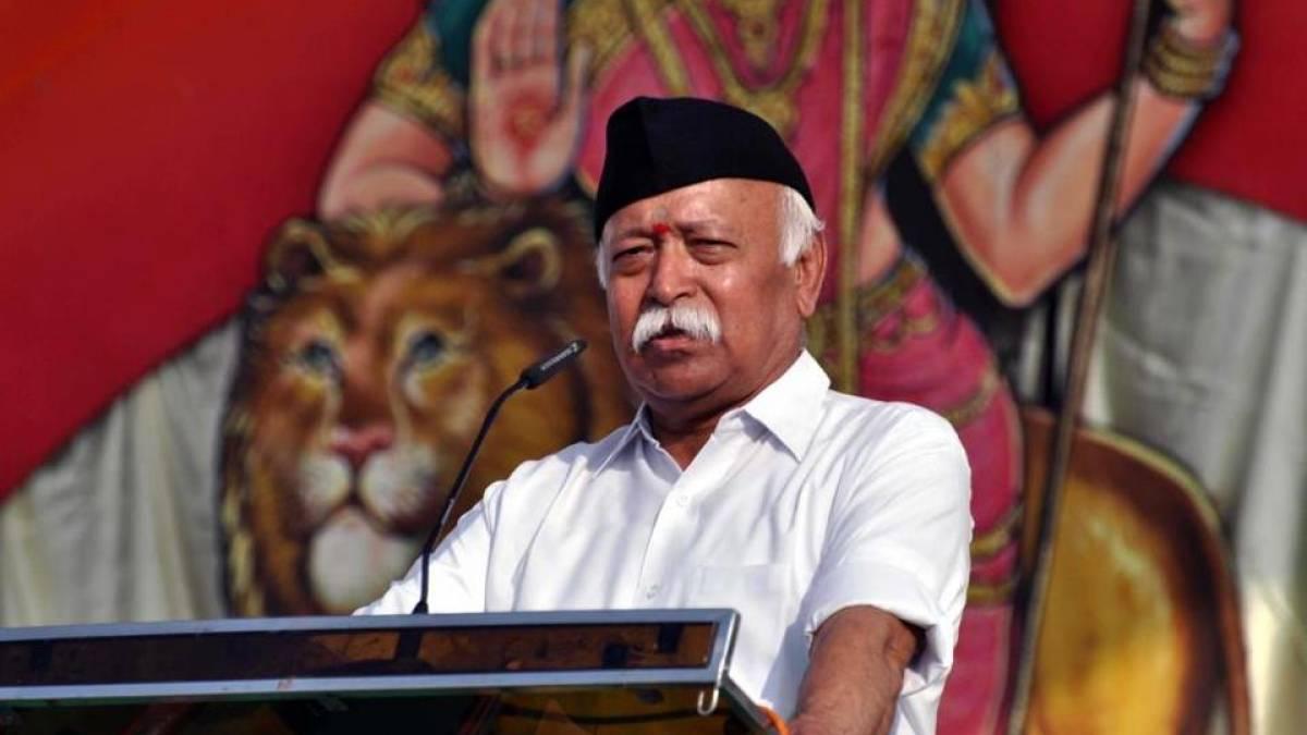 Case filed against RSS chief Mohan Bhagwat over army remarks in Bihar's Muzaffarpur