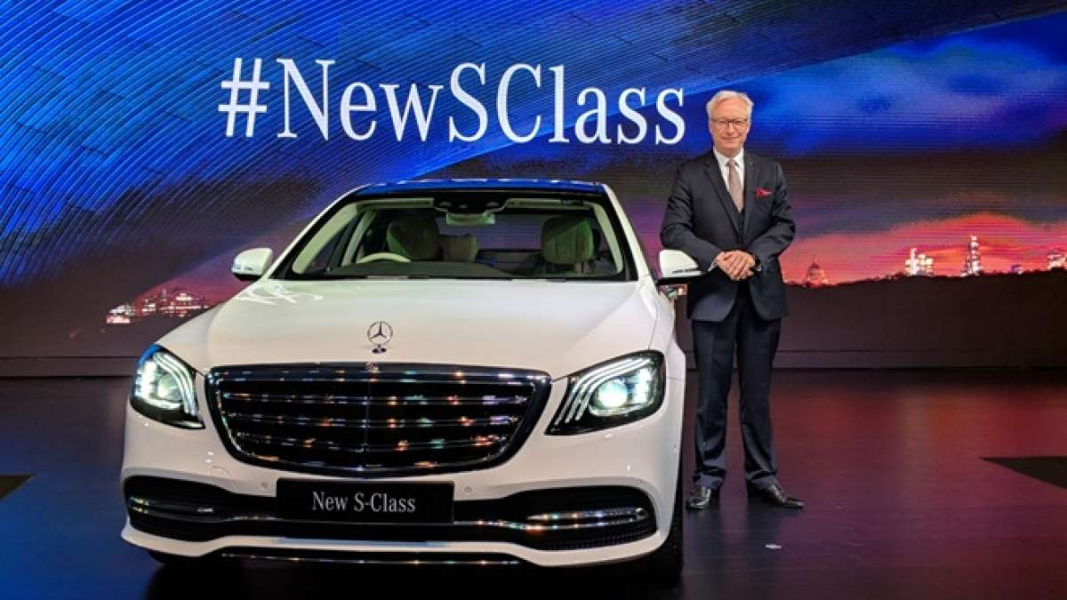 Mercedes-Benz India launches BS VI compliant S Class 350d diesel at Rs 1.33 crore