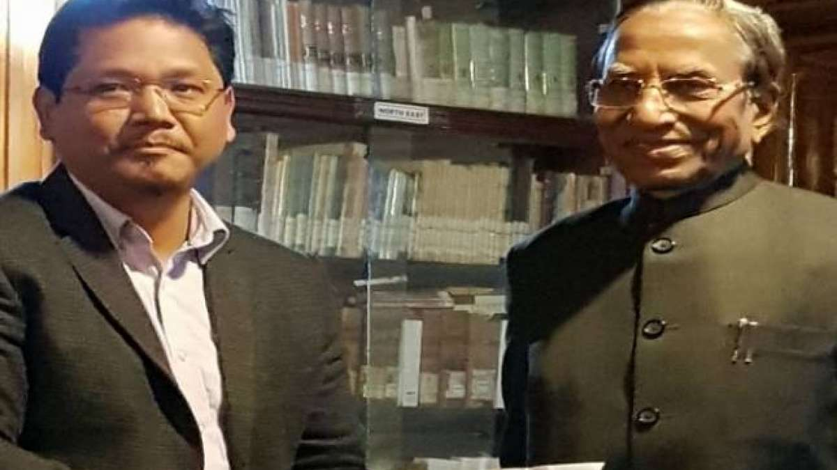 NPP-BJP alliance to form government in Meghalaya