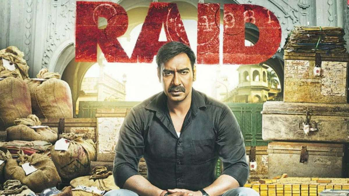 'Raid' Movie Review: A powerful film on combating corruption