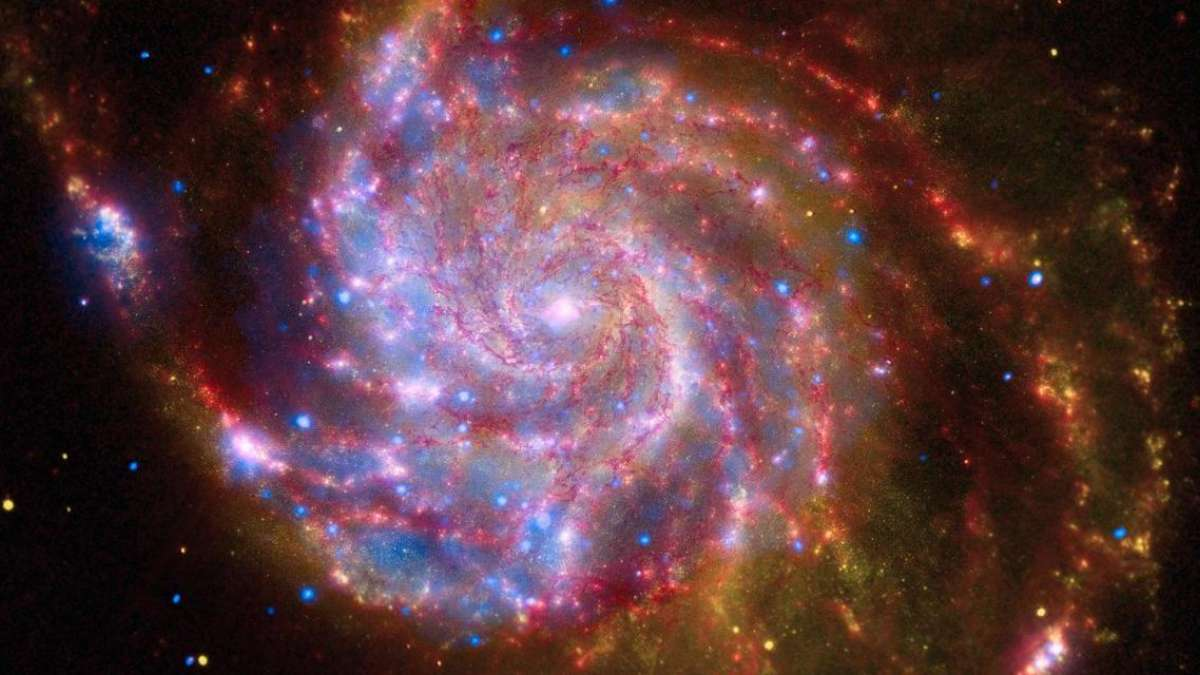 Galaxies Revolve Once A Billion Years- DO YOU KNOW?
