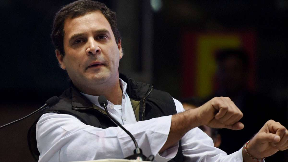 Congress President Rahul Gandhi wants to build strong, vibrant Congress
