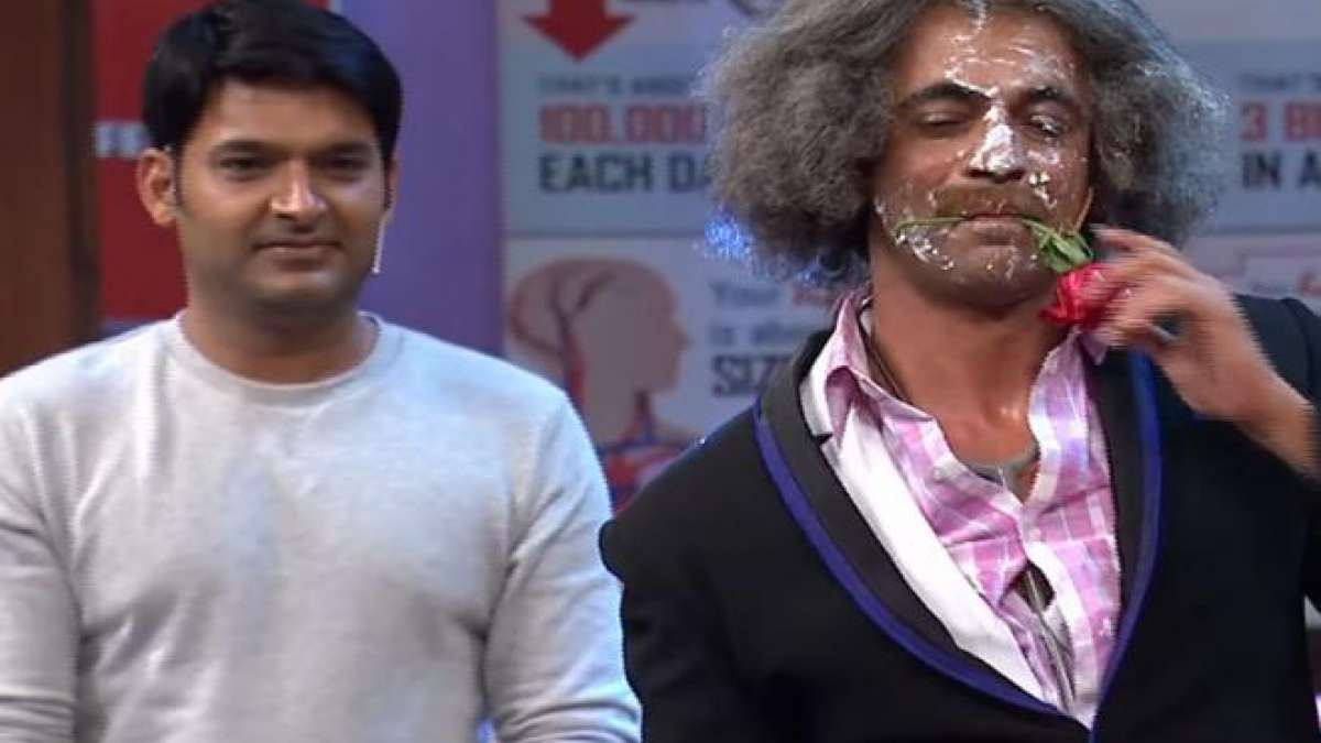 Sunil Grover wishes good luck to Kapil for new show 'Family