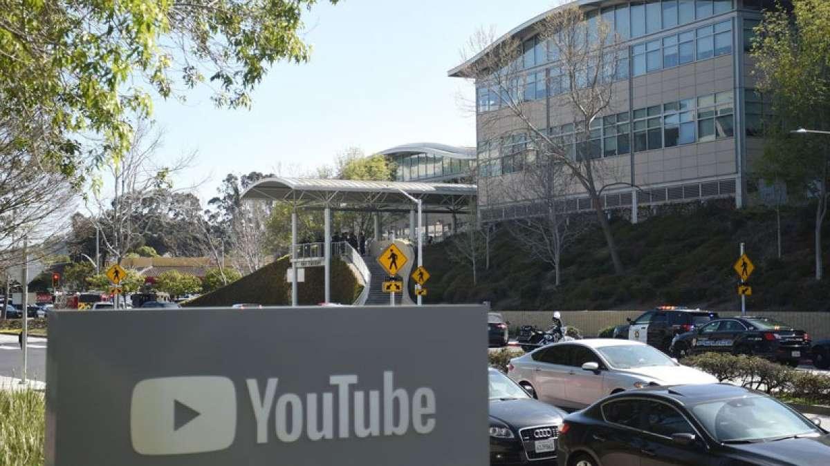 YouTube Headquarter shooting: Suspect woman dead, three injured