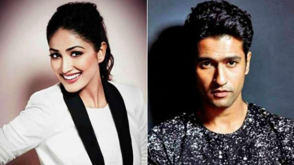 Bollywood Actors Yami Gautam and Vicky kaushal