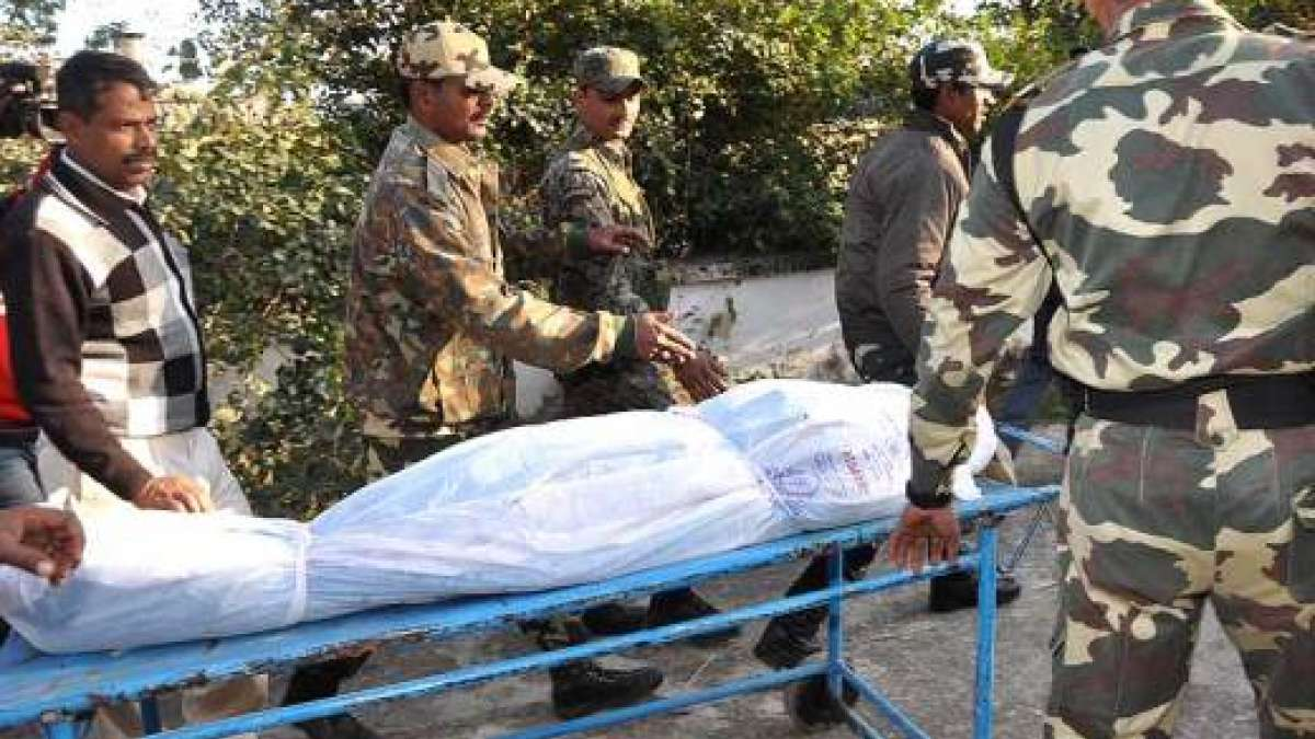 The body of the deceased was handed over to family for last rites after legal formalities, the official said.