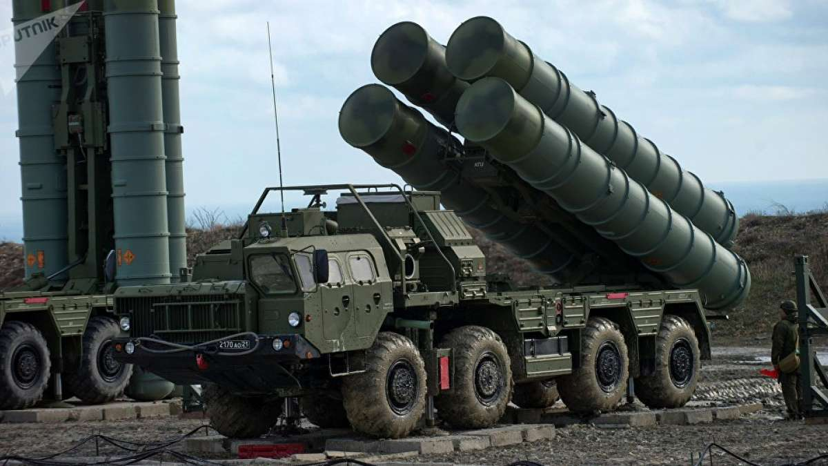 Pakistan in talks with Russia on buying air defence systems