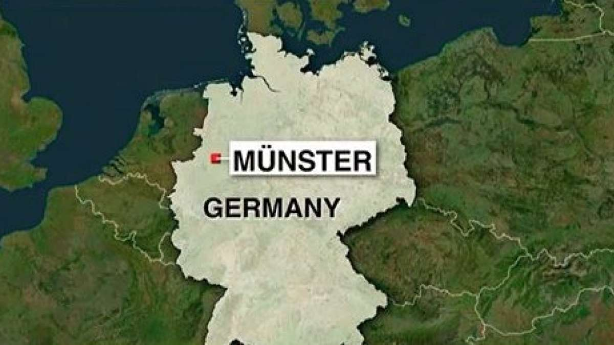 Germany: Several dead and  30 injured after vehicle drives into crowd in Muenster city