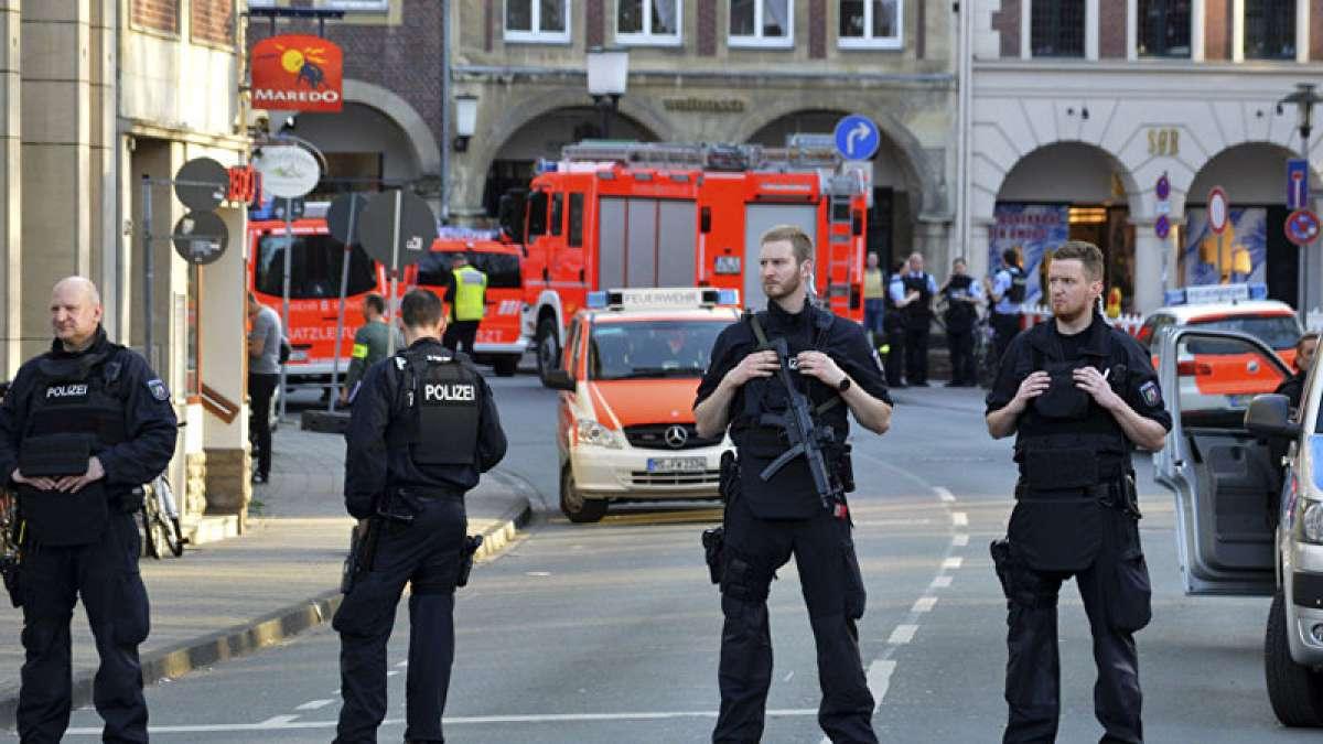 Motive behind van attack in Germany still a mystery