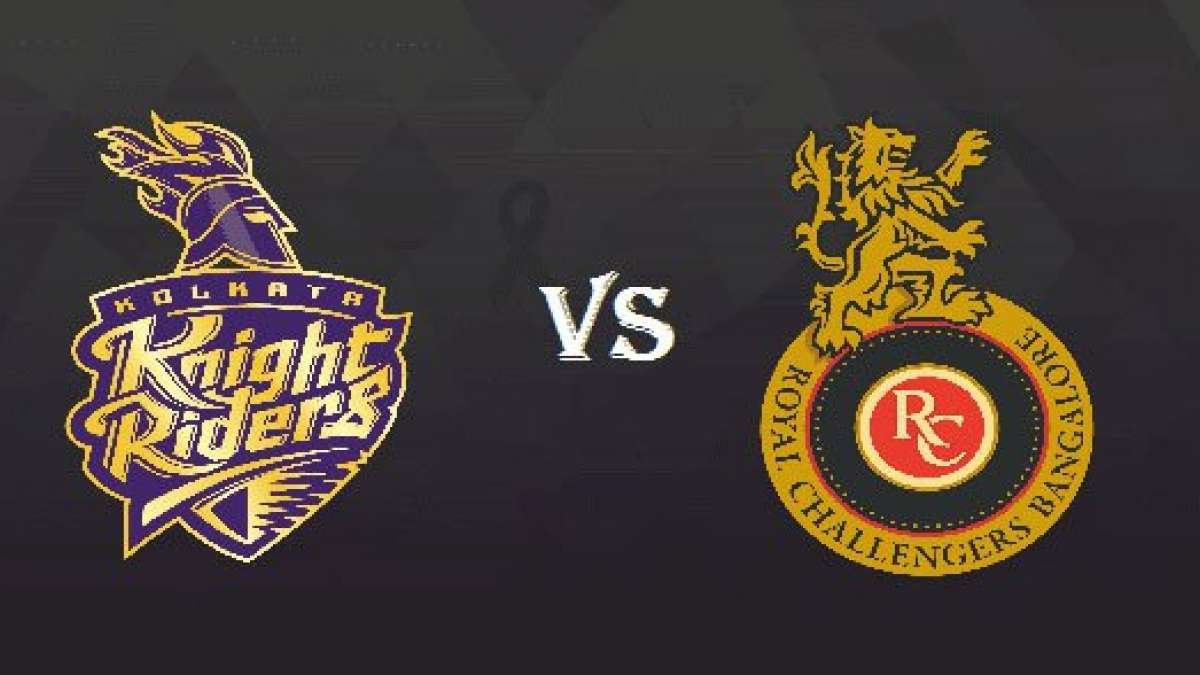 IPL 2018 live cricket score: IPL Live Cricket Score, KKR vs RCB IPL match Scorecard