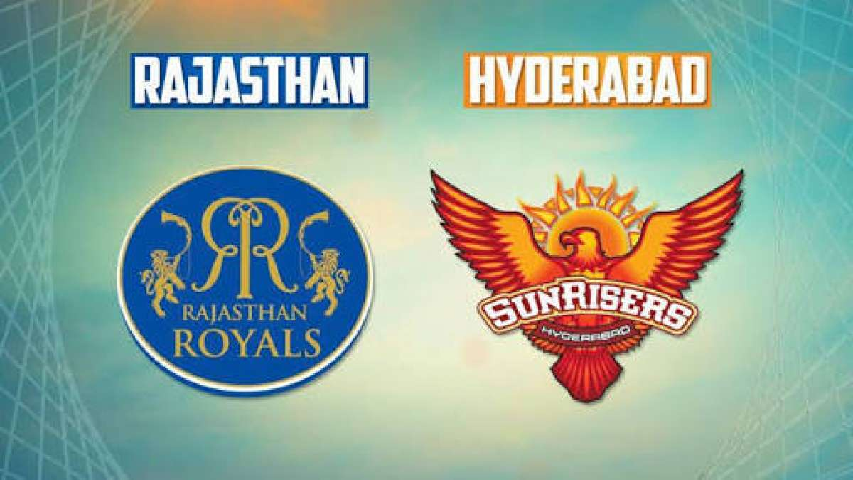 IPL 2018 Live Cricket Score Sunrisers Hyderabad vs Rajasthan Royals at Hyderabad