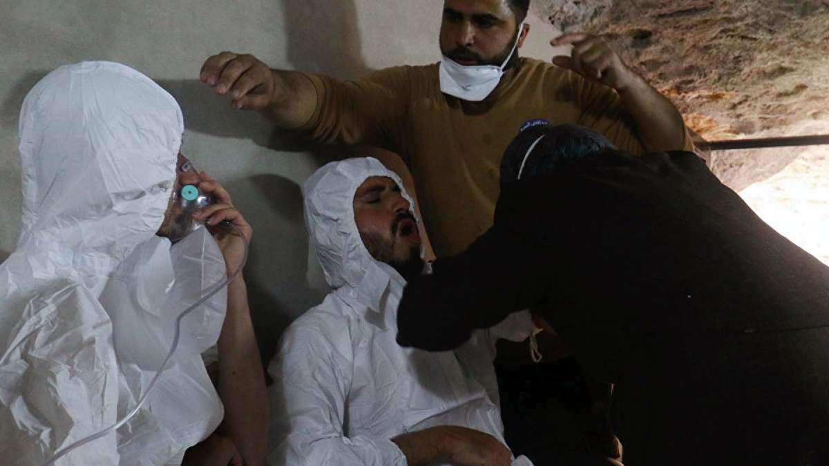 Russia, Syria invite probe into alleged chemical attack on Douma town