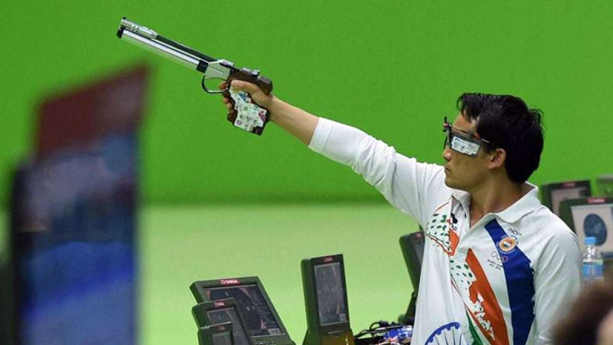 CWG 2018: Om, Jitu enter men's 50m Pistol final