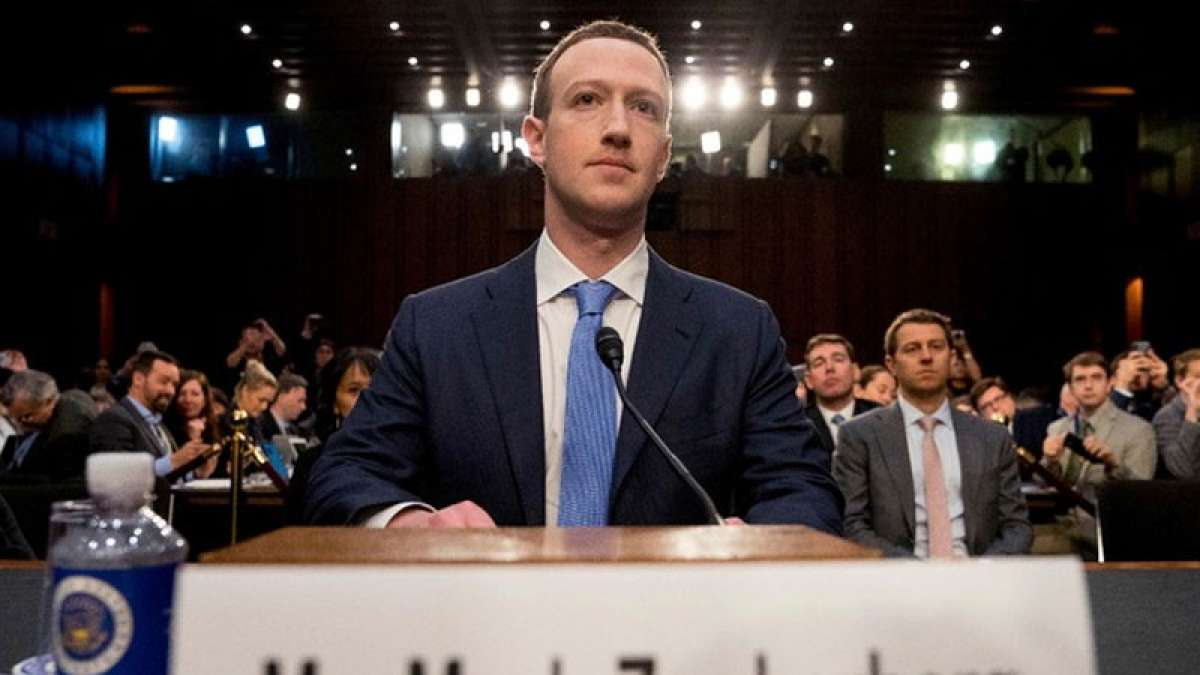 Facebook's Zuckerberg testifies before Congress over data scandal