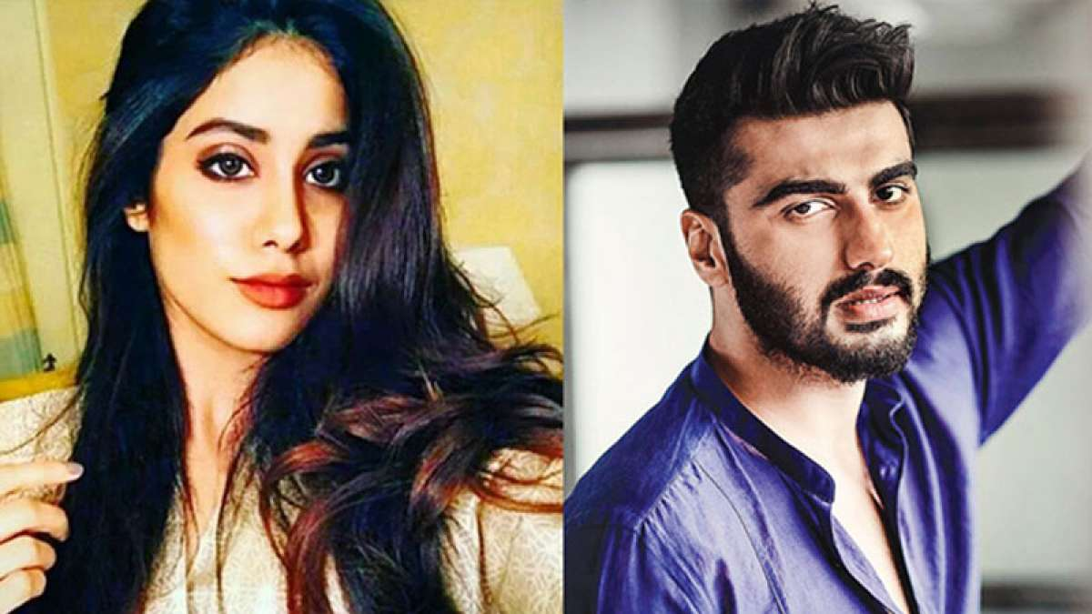 Arjun Kapoor comes in defence for Janhvi Kapoor