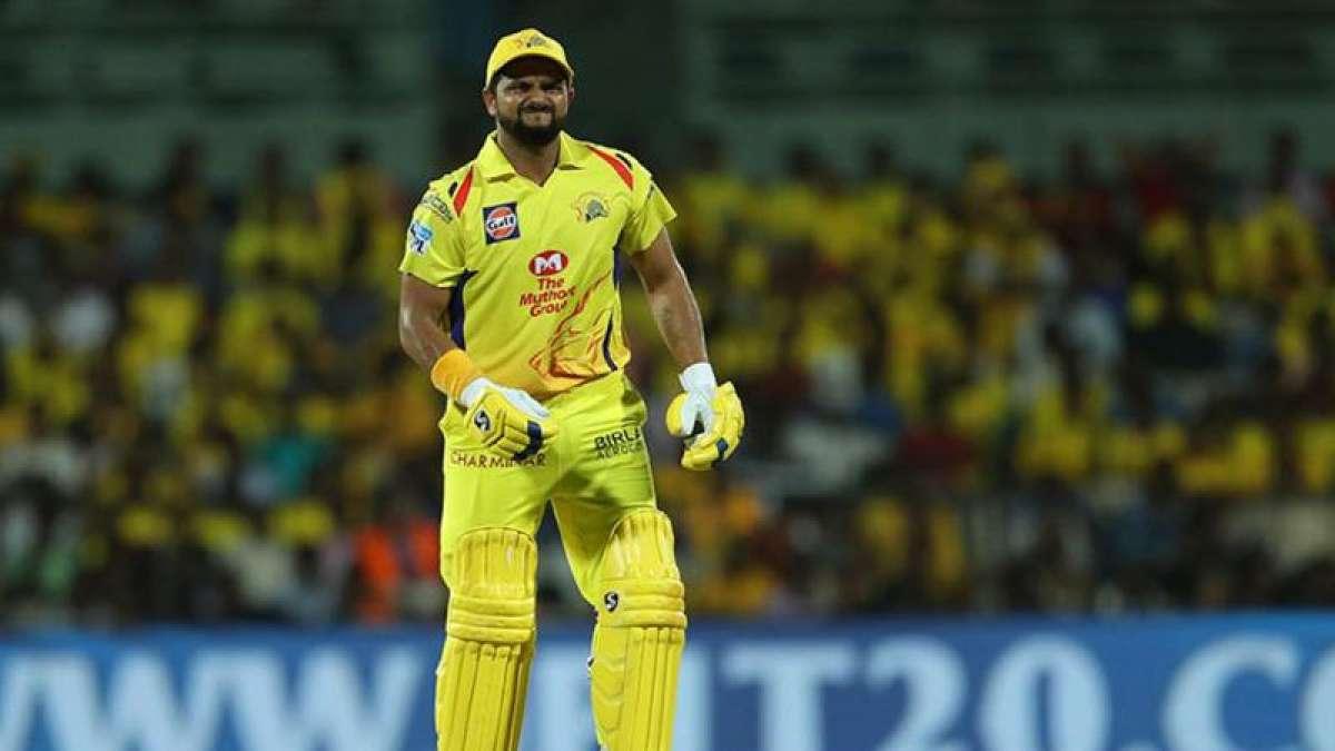 IPL 2018: Raina to miss CSK's next two games