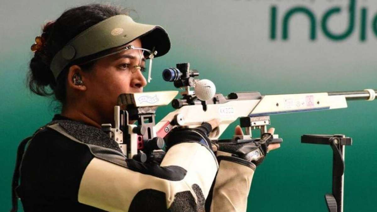 CWG: Shooter Sawant takes silver in women's 50m Rifle Prone