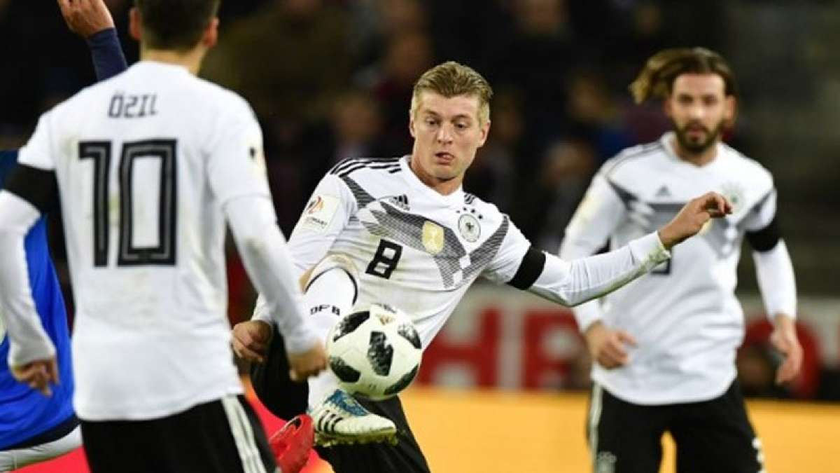 FIFA Rankings 2018: Germany top the list, Belgium jump to third