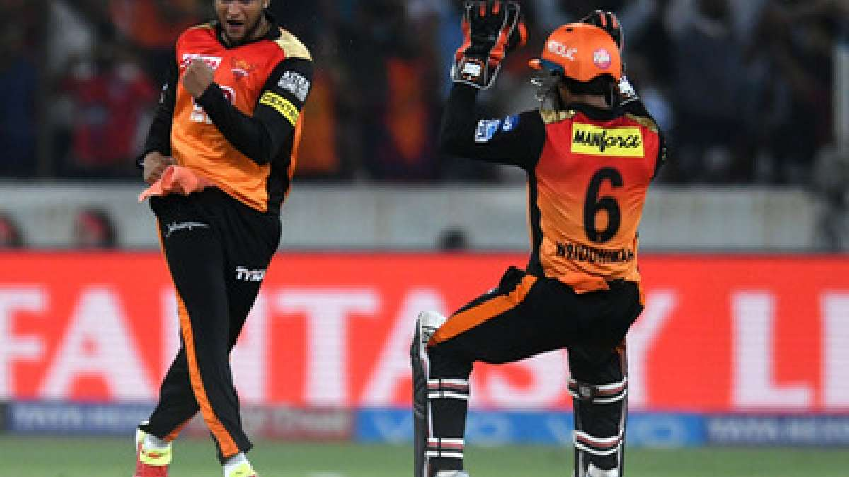 IPL 2018: Rashid, Shakib star as Sunrisers Hyderabad beat Kings XI Punjab by 13 runs