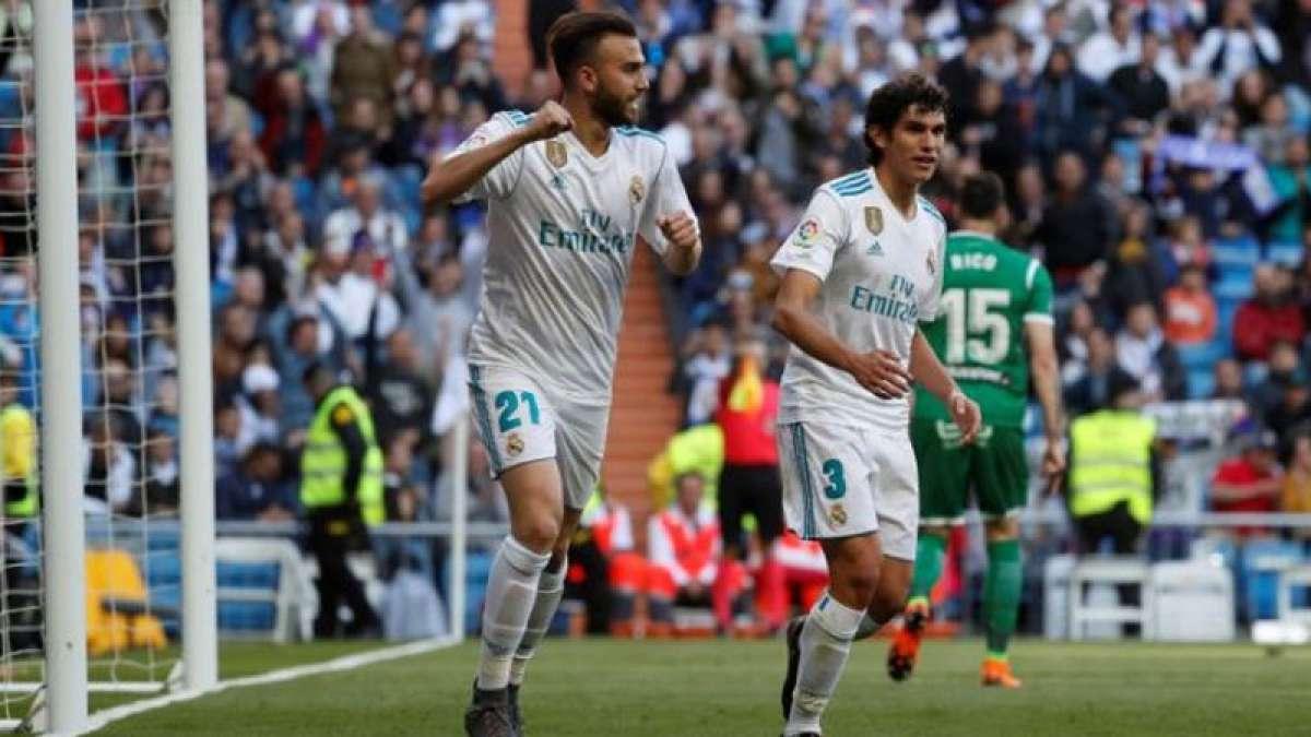 Real Madrid defeat Leganes 2-1 in La Liga action