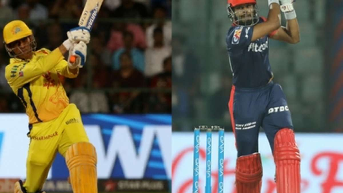 IPL 2018 Live Cricket Score, CSk vs DD: Delhi Daredevils vs Chennai Super Kings Scorecard