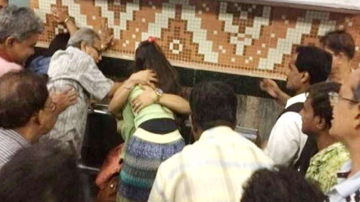 Kolkata couple thrashed in Metro premises for hugging, standing close