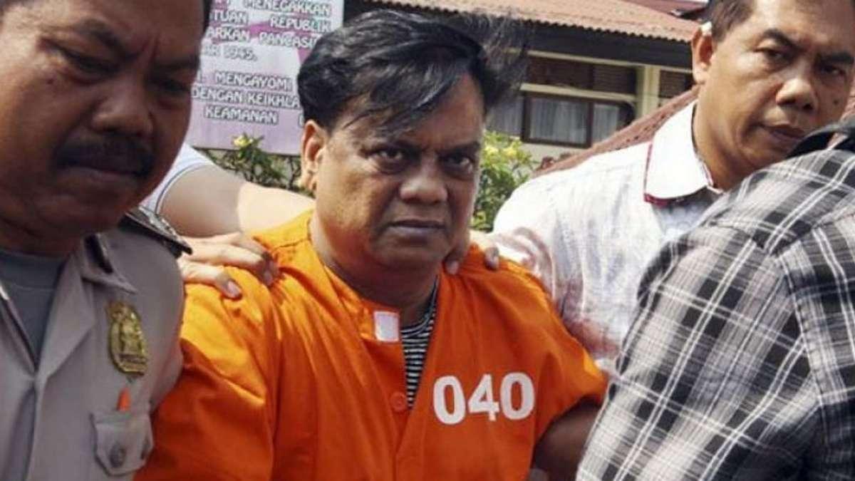 Chhota Rajan found guilty of journalist J. Dey's murder