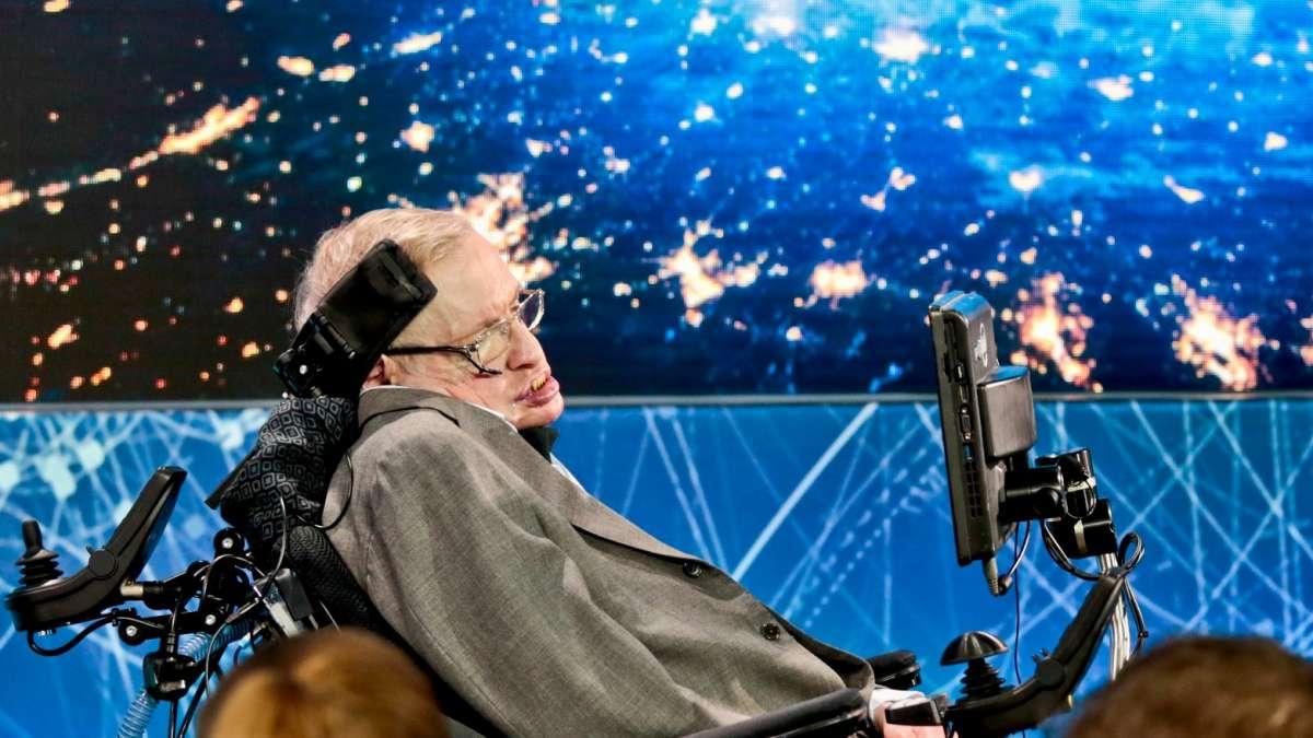 Late Scientist Stephen Hawking