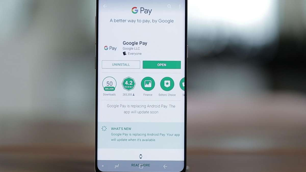 Google Pay now available on web for iPhone, iPad and desktop users